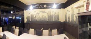 Civico 39 Bar decorazione interna
